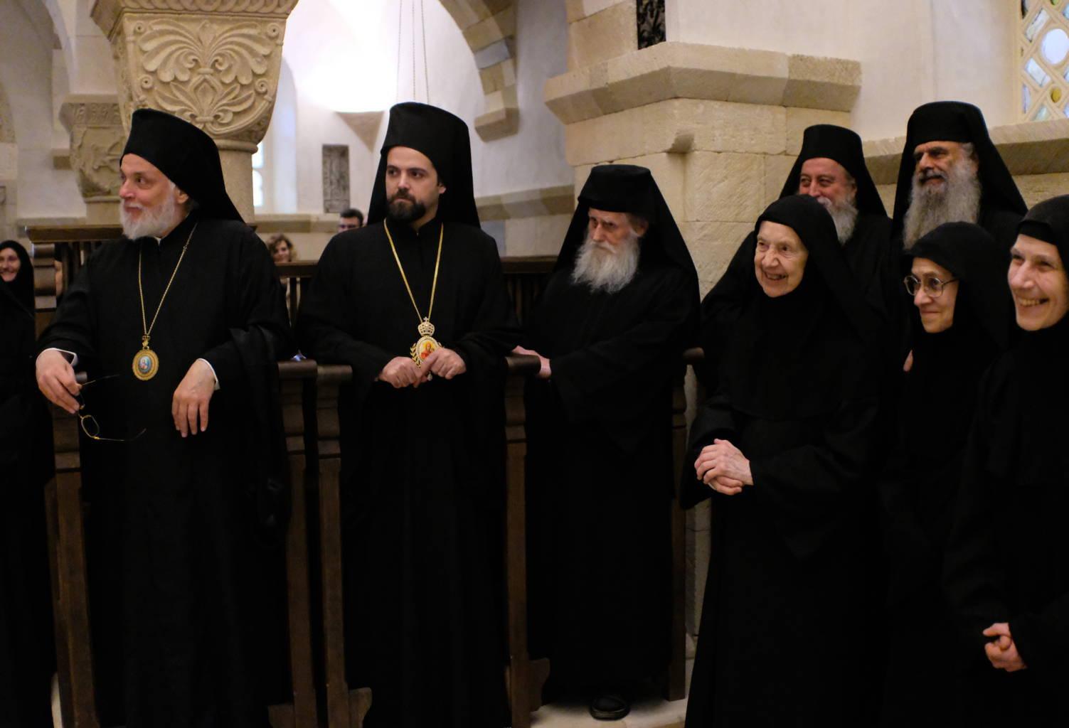 12 10 2019 18 - Λαμπρά εγκαίνια του Καθολικού της Ι. Μονής Αγίας Σκέπης Σολάν