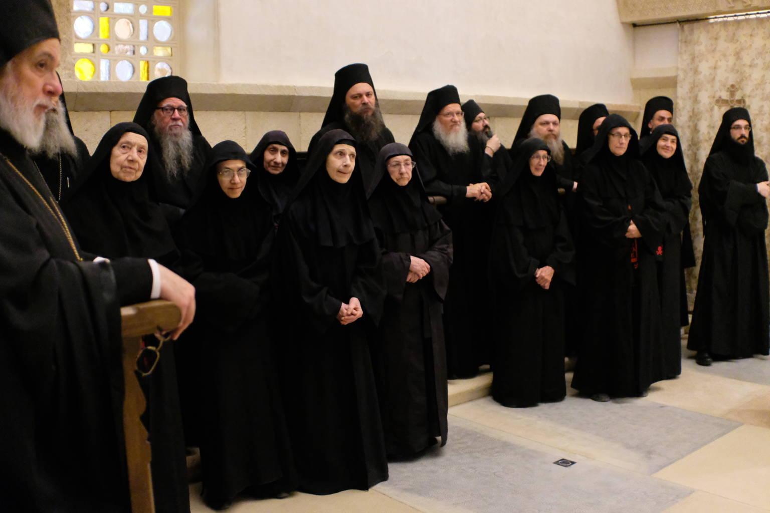 12 10 2019 25 - Λαμπρά εγκαίνια του Καθολικού της Ι. Μονής Αγίας Σκέπης Σολάν