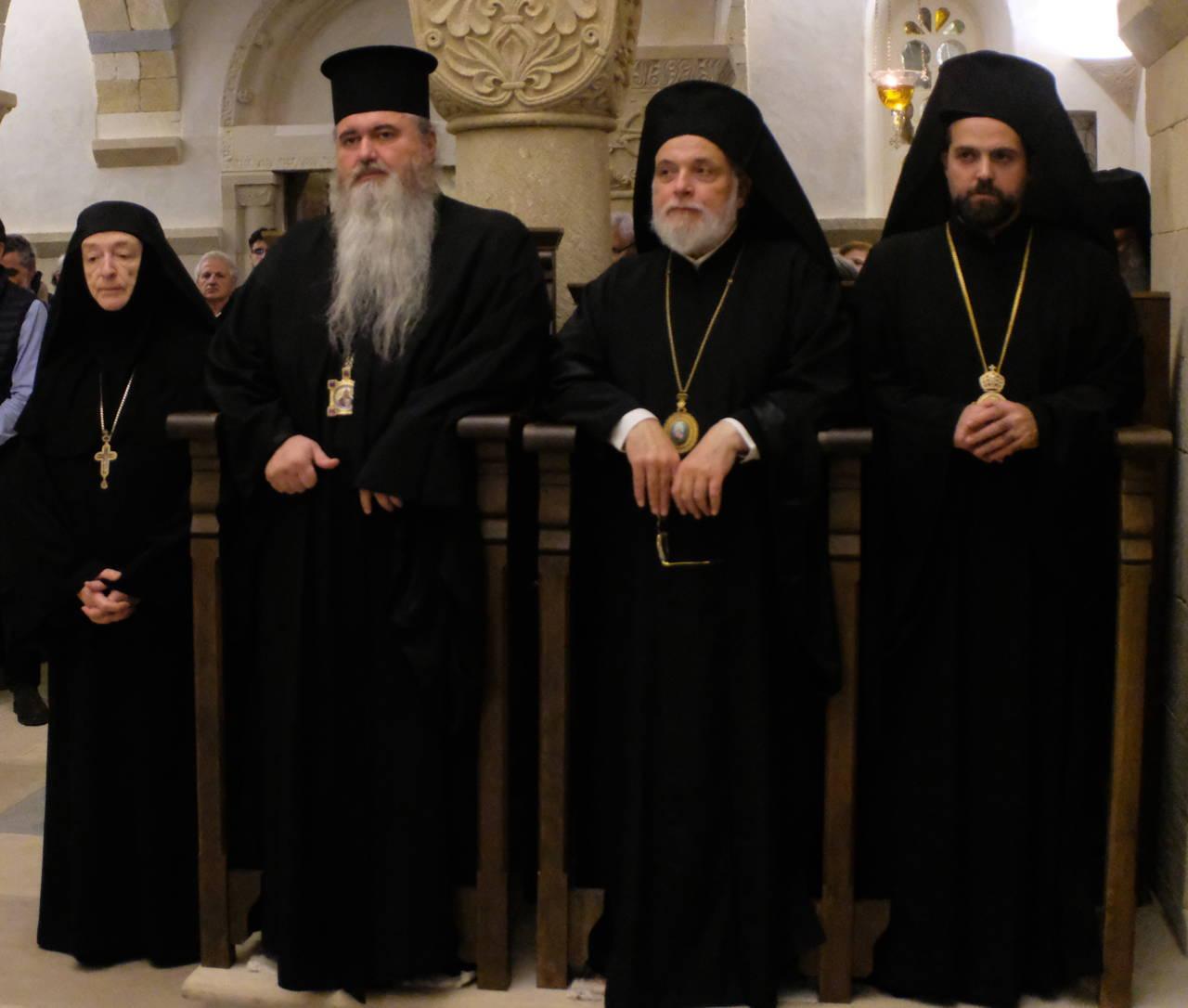 12 10 2019 49 - Λαμπρά εγκαίνια του Καθολικού της Ι. Μονής Αγίας Σκέπης Σολάν