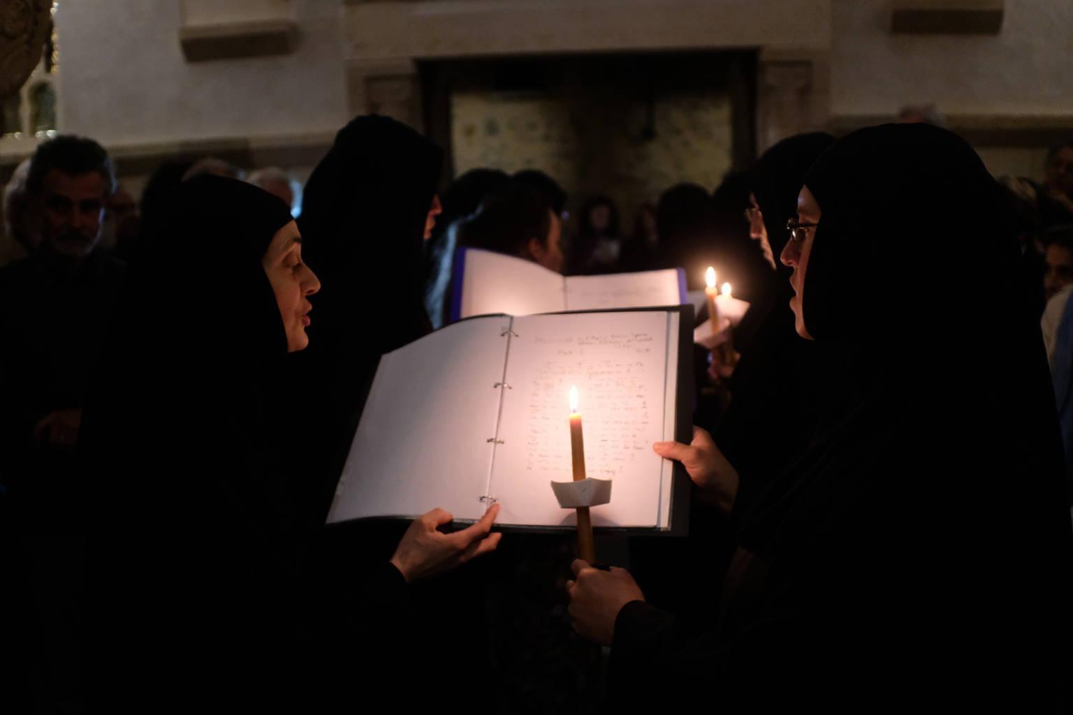 12 10 2019 51 - Λαμπρά εγκαίνια του Καθολικού της Ι. Μονής Αγίας Σκέπης Σολάν