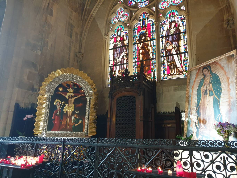 20191006 162733 - Παρίσι: Ορθόδοξος Εσπερινός στον Άγιο Γερμανό Λούβρου