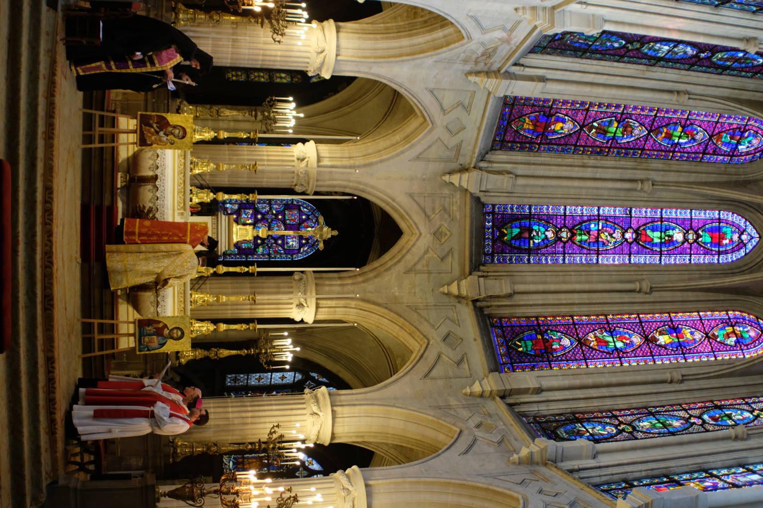 DSCF2044 - Παρίσι: Ορθόδοξος Εσπερινός στον Άγιο Γερμανό Λούβρου
