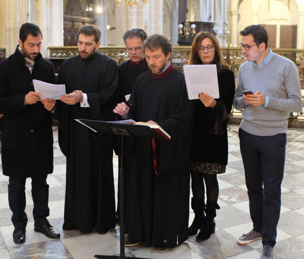 DSCF2045 - Παρίσι: Ορθόδοξος Εσπερινός στον Άγιο Γερμανό Λούβρου