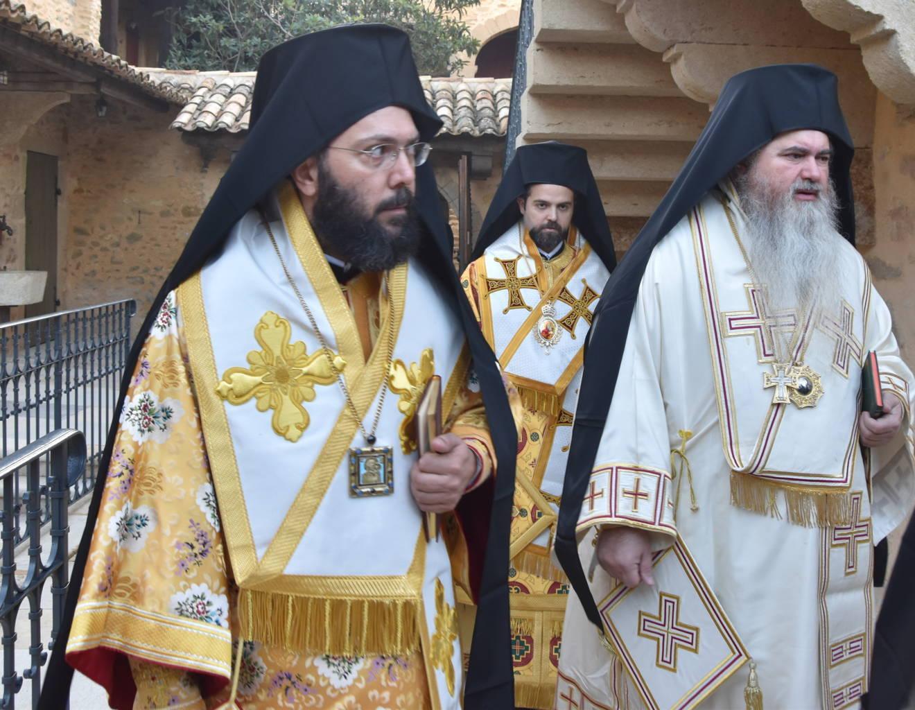 DSC 0461 - Λαμπρά εγκαίνια του Καθολικού της Ι. Μονής Αγίας Σκέπης Σολάν