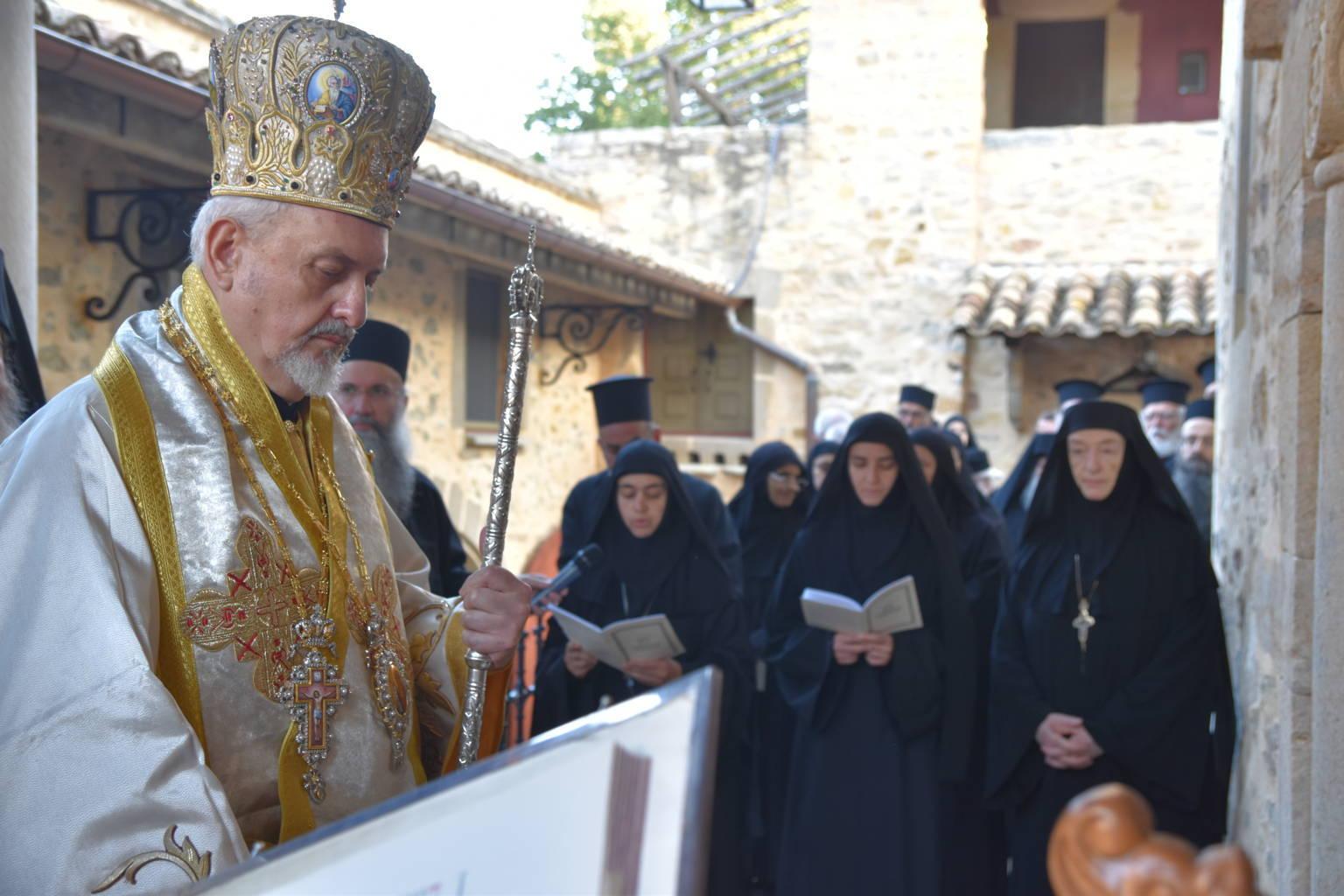 DSC 0469 - Λαμπρά εγκαίνια του Καθολικού της Ι. Μονής Αγίας Σκέπης Σολάν