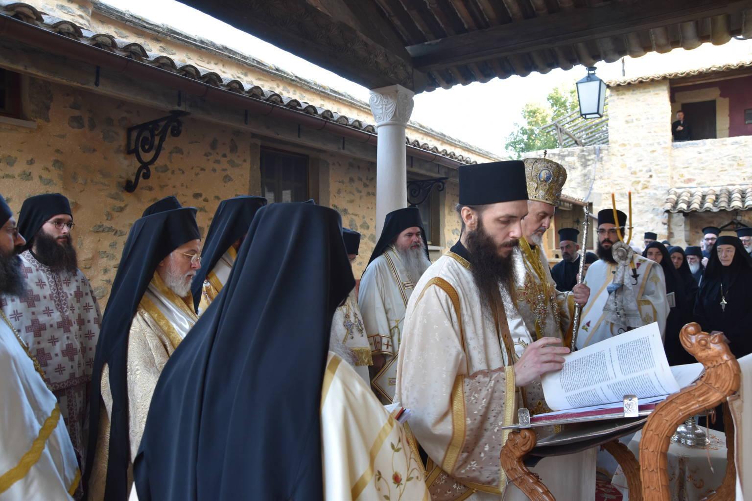 DSC 0471 - Λαμπρά εγκαίνια του Καθολικού της Ι. Μονής Αγίας Σκέπης Σολάν