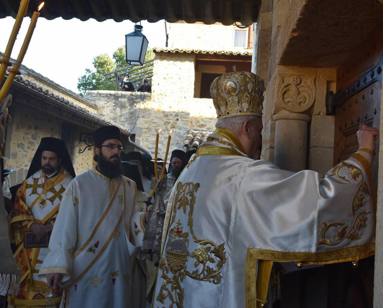 DSC 0569 - Λαμπρά εγκαίνια του Καθολικού της Ι. Μονής Αγίας Σκέπης Σολάν
