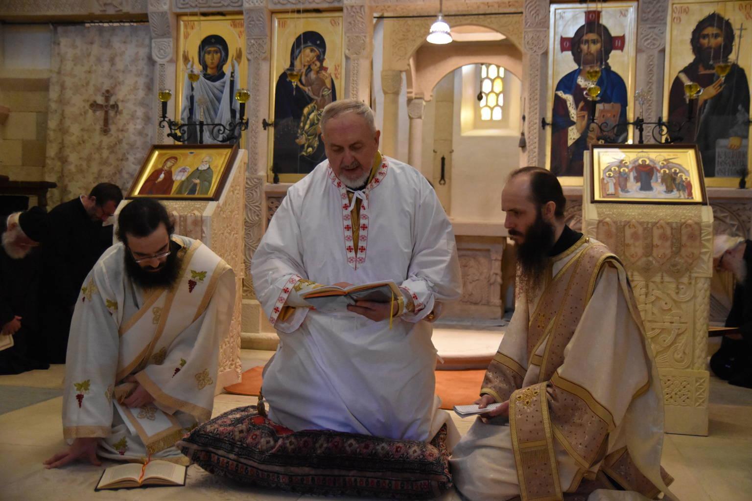 DSC 0624 - Λαμπρά εγκαίνια του Καθολικού της Ι. Μονής Αγίας Σκέπης Σολάν
