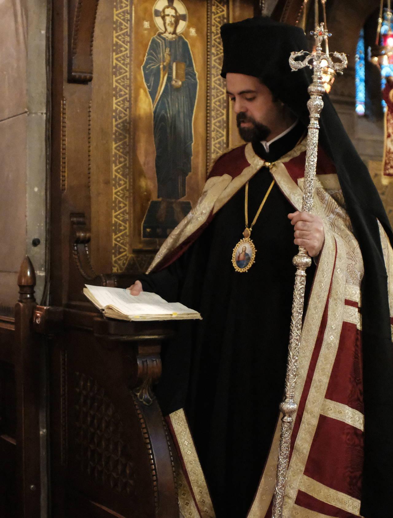 DSCF2785 - Επίσκοπος Μελιτηνής: η θυσιαστική πορεία των Χριστιανών αποτελεί καταξίωση