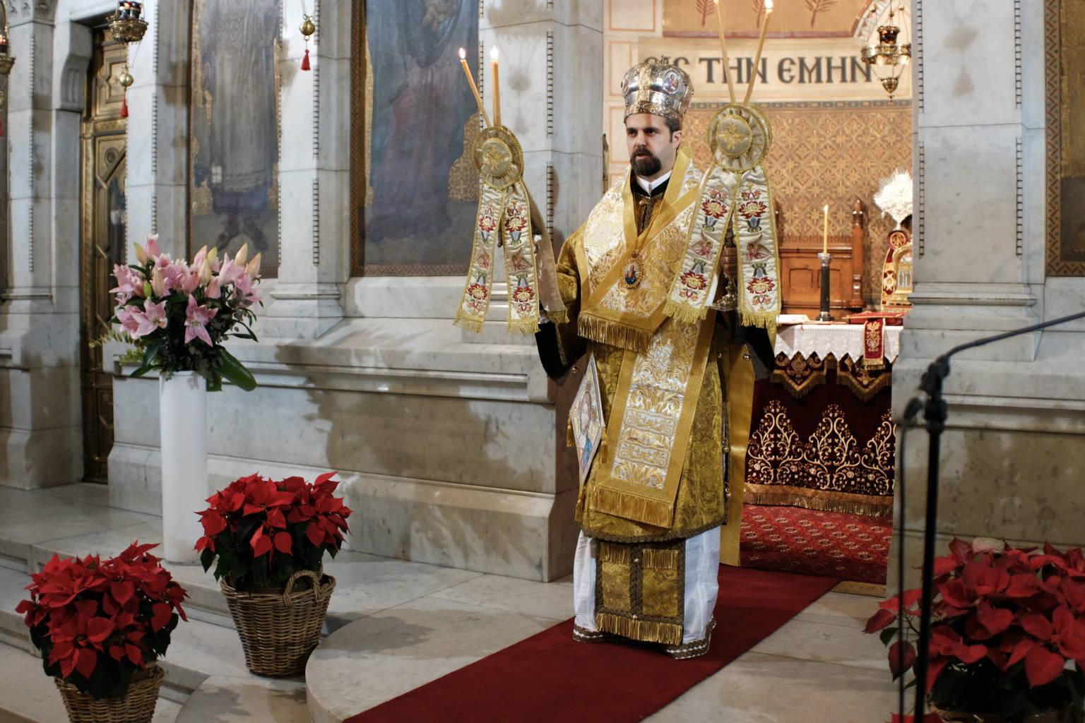 DSCF2805 - Επίσκοπος Μελιτηνής: η θυσιαστική πορεία των Χριστιανών αποτελεί καταξίωση