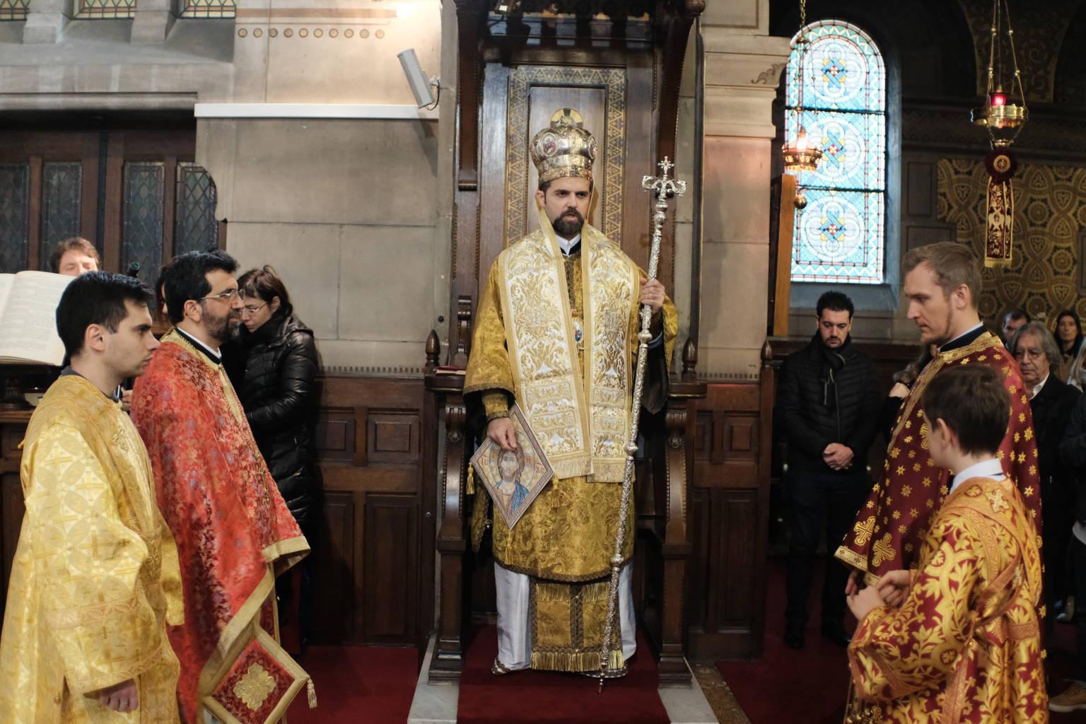 DSCF2829 - Επίσκοπος Μελιτηνής: η θυσιαστική πορεία των Χριστιανών αποτελεί καταξίωση