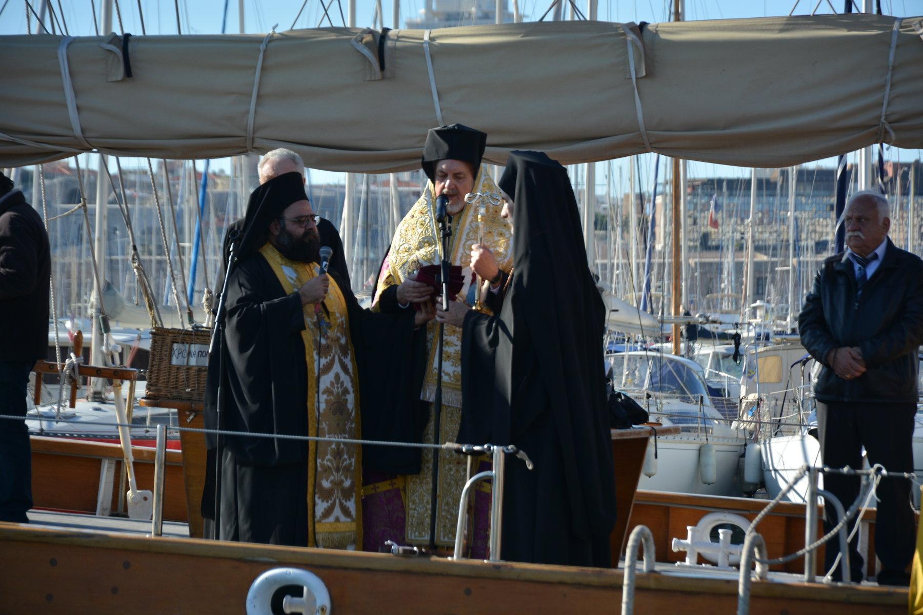 DSC 0882 - Η κατάδυση του Τιμίου Σταυρού στη Μασσαλία (φωτο)