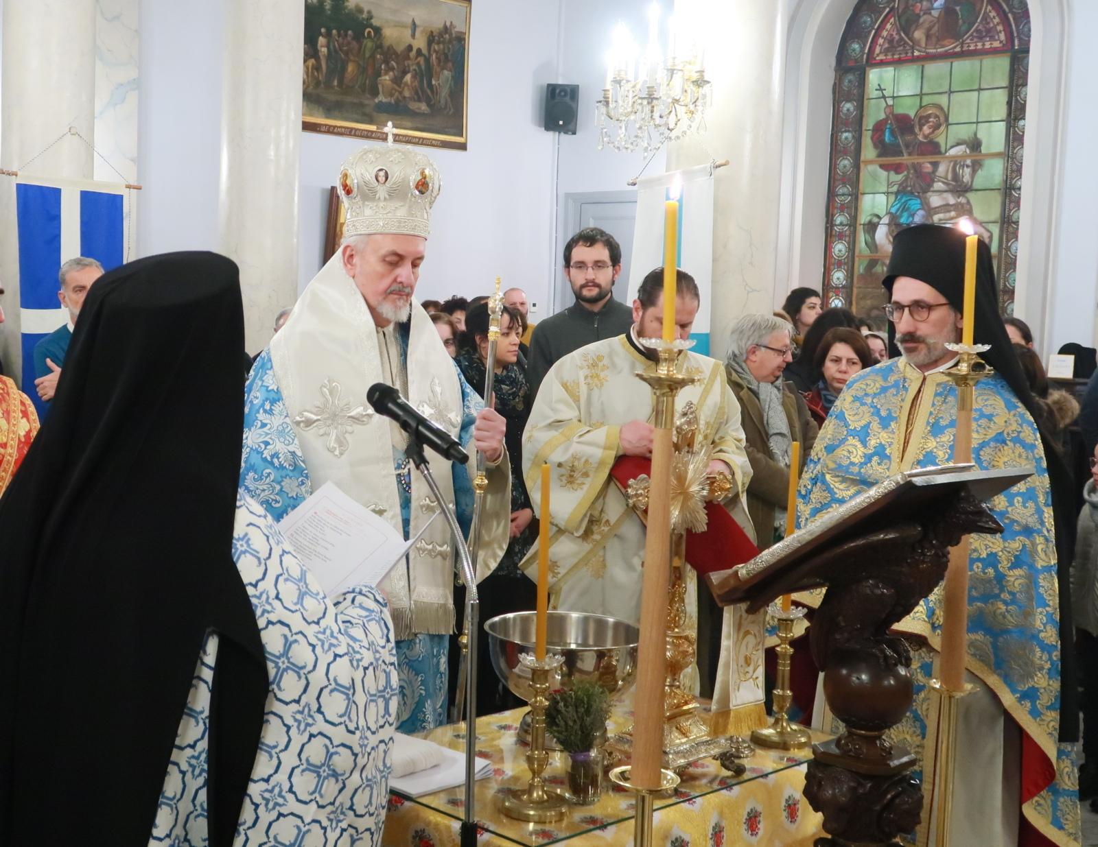 IMG 3652 - Η κατάδυση του Τιμίου Σταυρού στη Μασσαλία (φωτο)