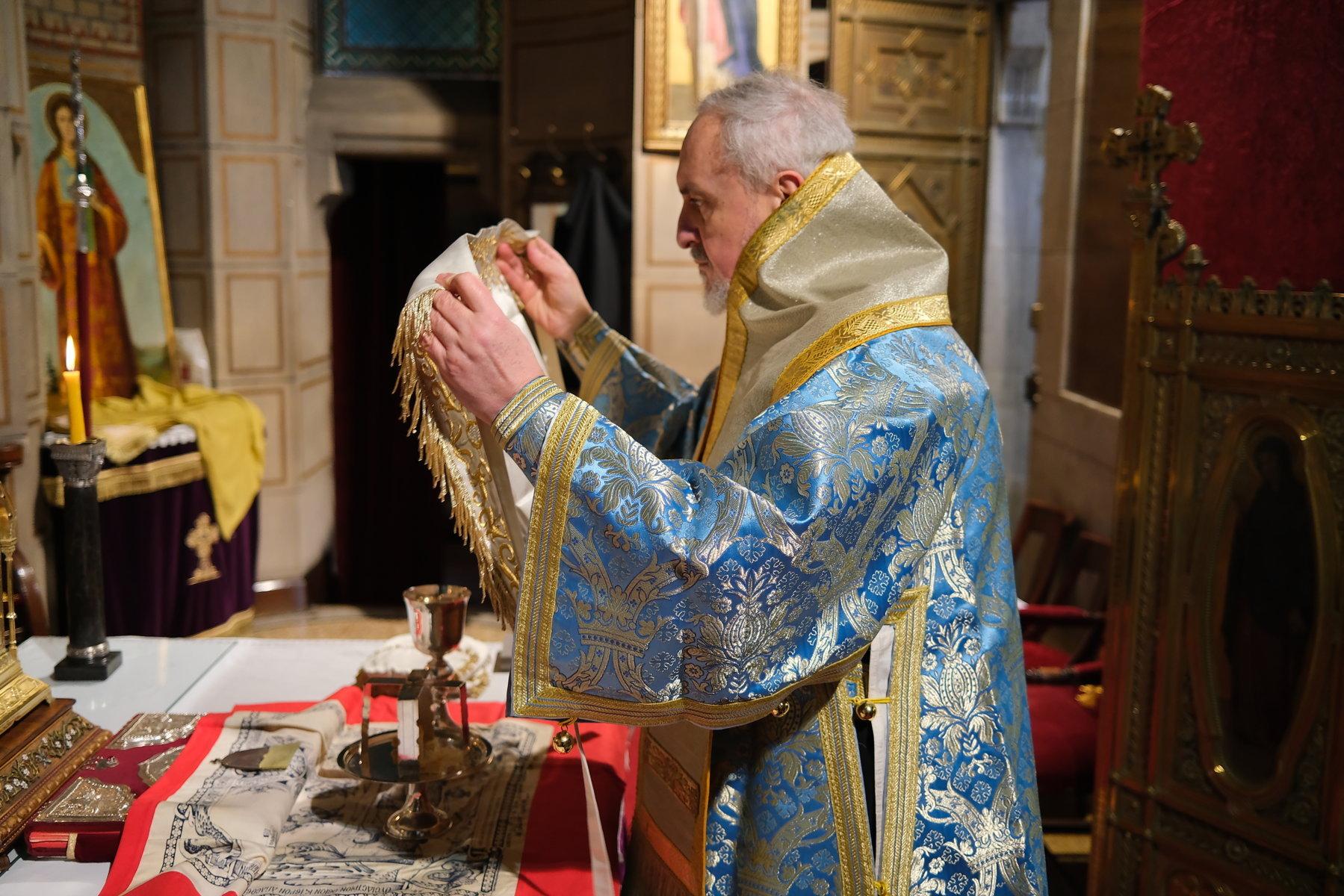 10  - Ο Ευαγγελισμός της Θεοτόκου στο Παρίσι (φωτο)