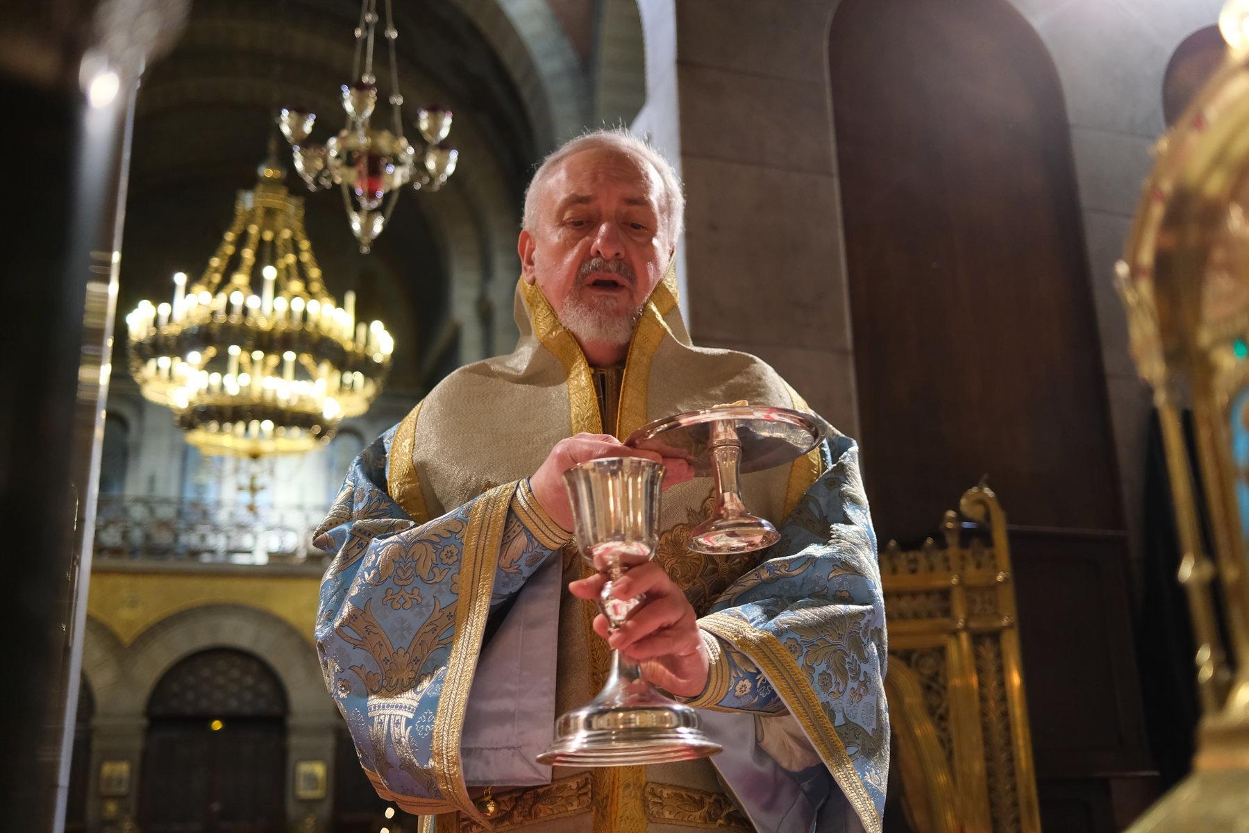 12  - Ο Ευαγγελισμός της Θεοτόκου στο Παρίσι (φωτο)