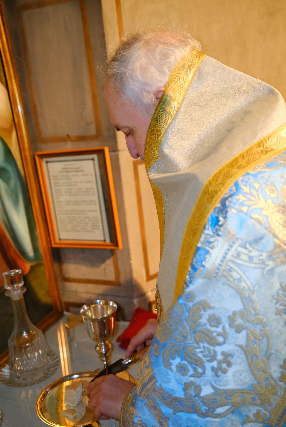2  - Ο Ευαγγελισμός της Θεοτόκου στο Παρίσι (φωτο)