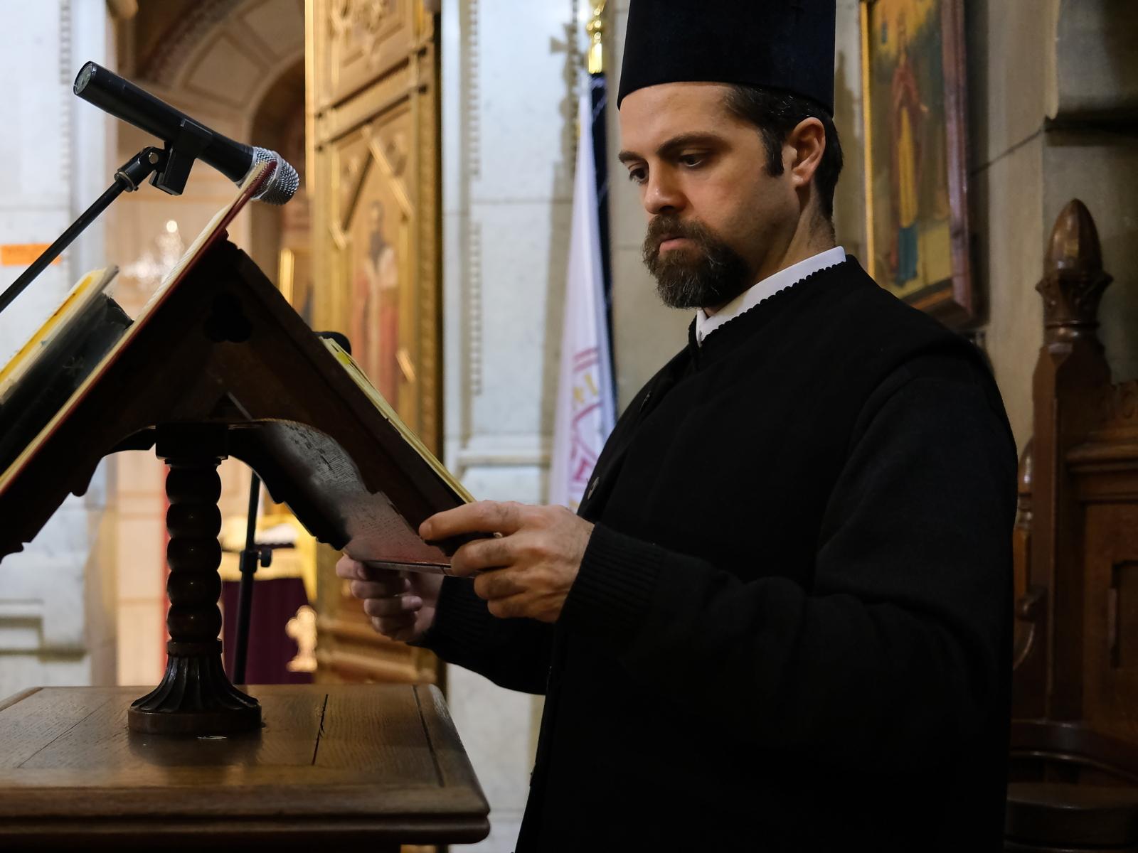 4  - Ο Ευαγγελισμός της Θεοτόκου στο Παρίσι (φωτο)
