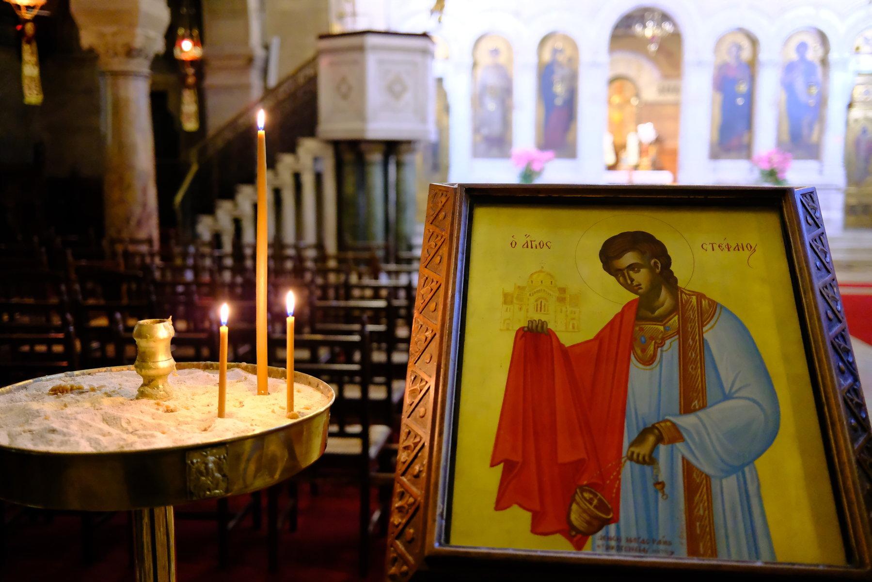 6  - Ο Ευαγγελισμός της Θεοτόκου στο Παρίσι (φωτο)