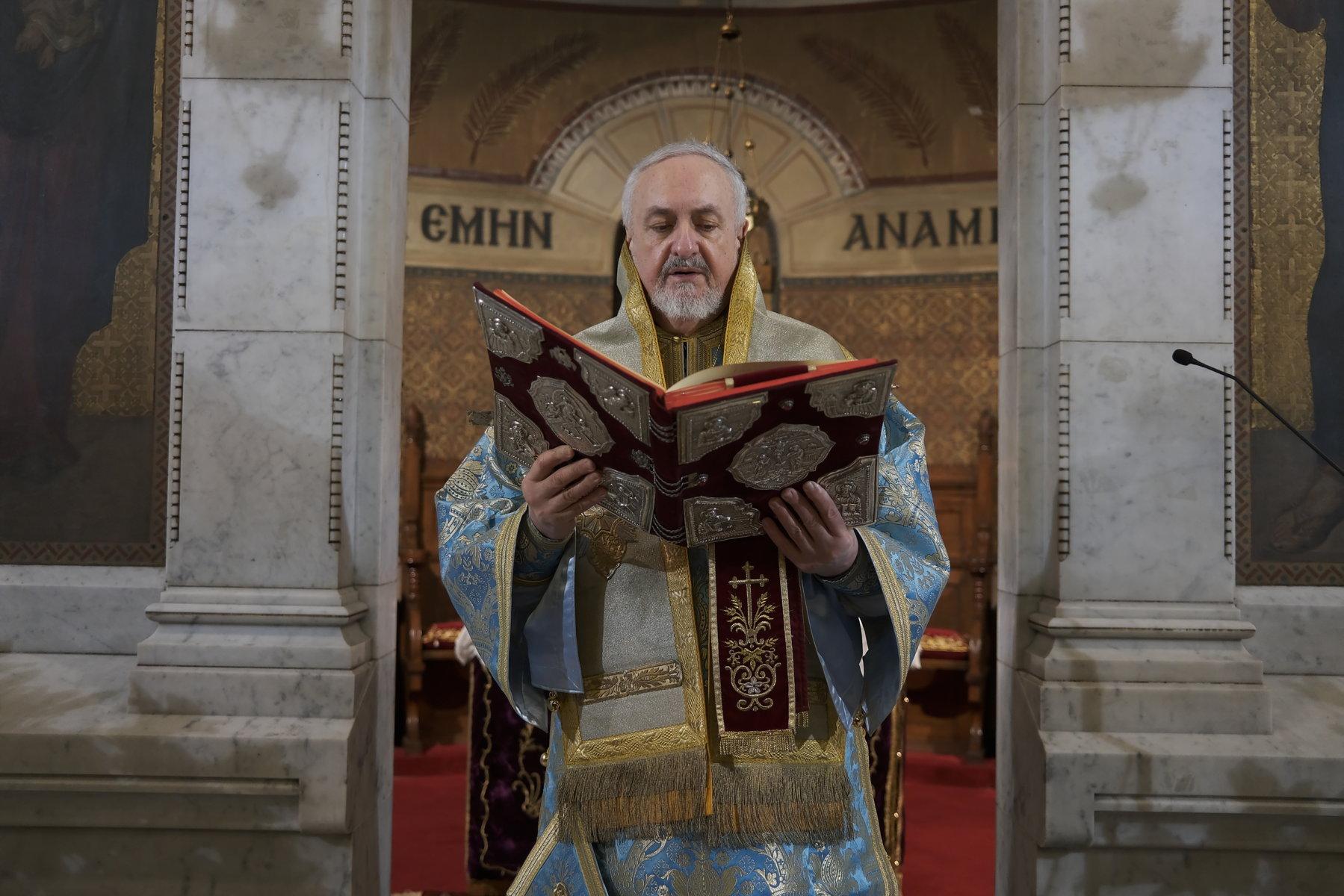 7  - Ο Ευαγγελισμός της Θεοτόκου στο Παρίσι (φωτο)