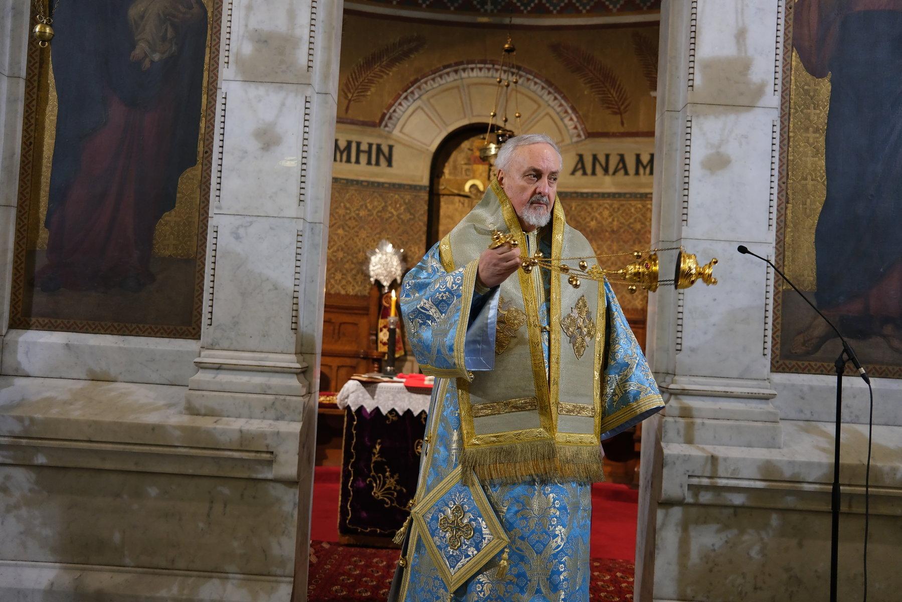 8  - Ο Ευαγγελισμός της Θεοτόκου στο Παρίσι (φωτο)
