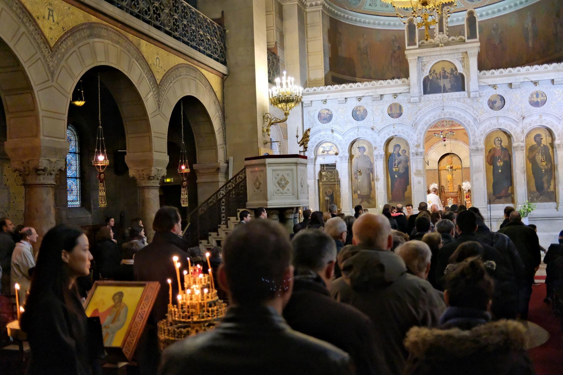 DSCF5569  - Κυριακή της Ορθοδοξίας στο Παρίσι (φωτο)