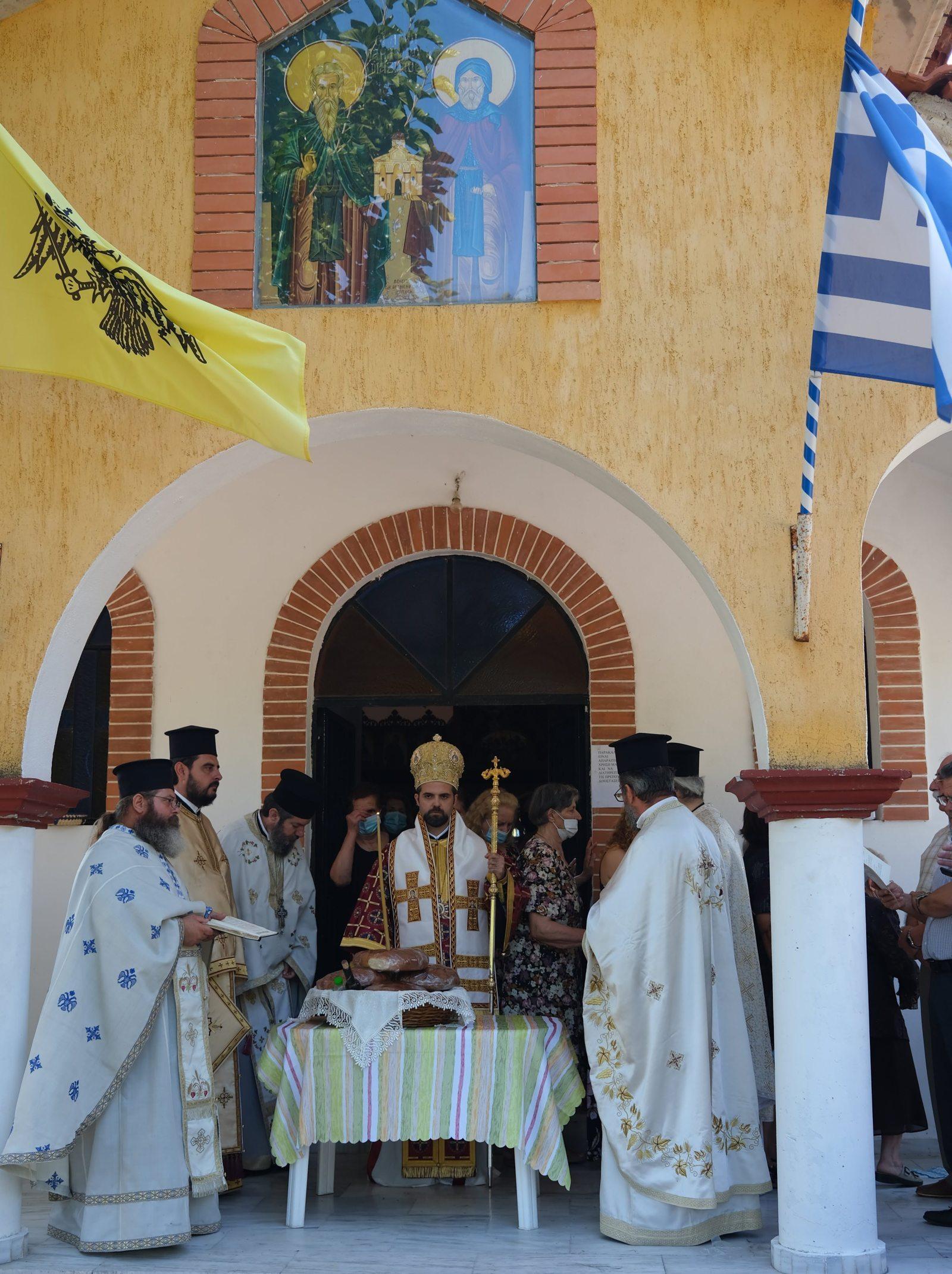 DSCF7434  - Ο Επίσκοπος Μελιτηνής στην Ι. Μονή Παναγίας Πελεκητής