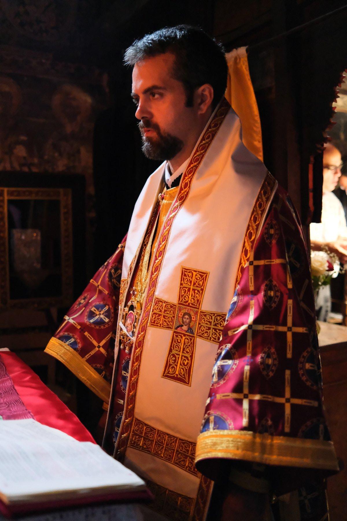 DSCF7898  - Ο Επίσκοπος Μελιτηνής στην Ι. Μονή Παναγίας Πελεκητής