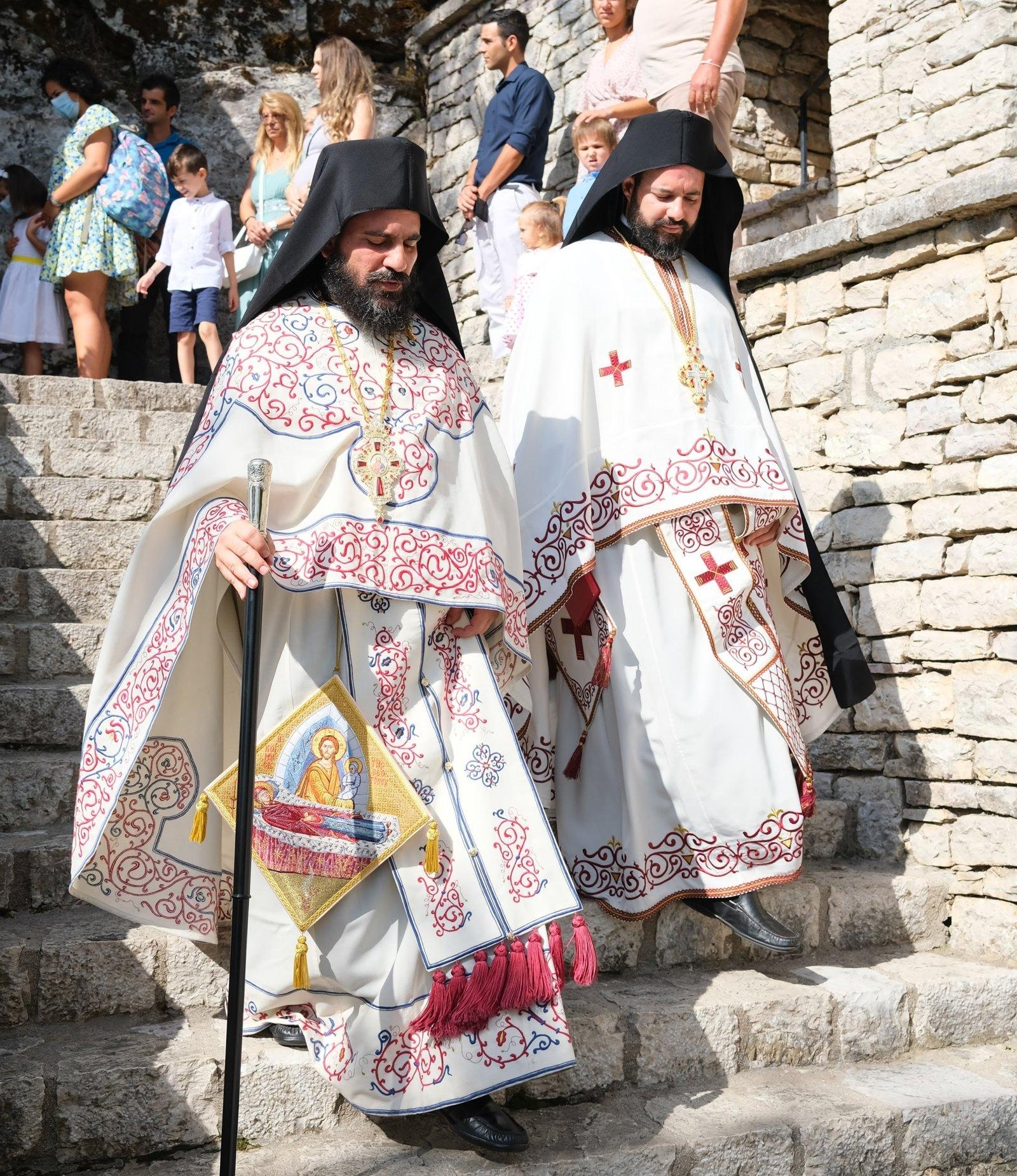 DSCF7912  - Ο Επίσκοπος Μελιτηνής στην Ι. Μονή Παναγίας Πελεκητής