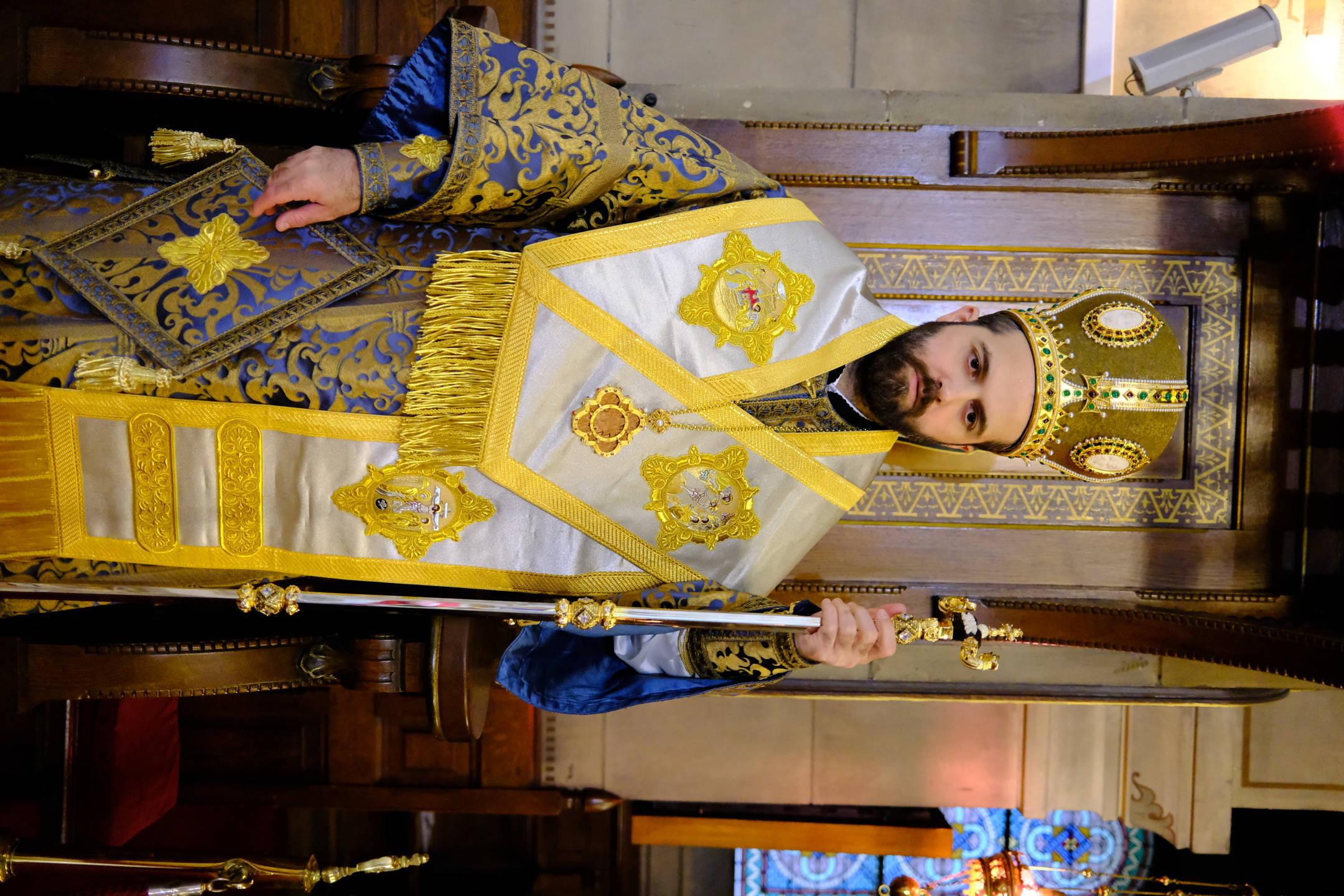 DSCF2643  - Οι Έλληνες του Παρισιού εόρτασαν τα Θεοφάνεια (φωτο)
